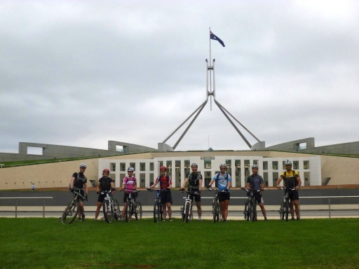 Parliament House. Source: Milly Brent