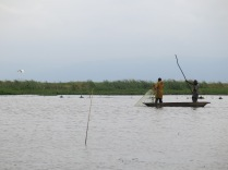 Fishing in Elephant Marsh