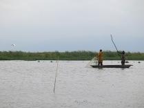 Fishing in Elephant Marsh